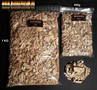 Ahorn Woodchips