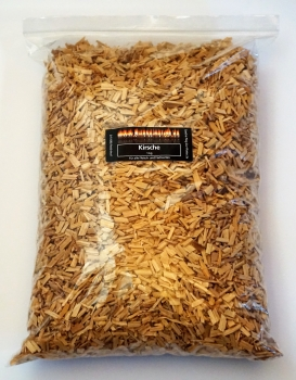 BBQ  Wood Chips Kirsche 3-7mm