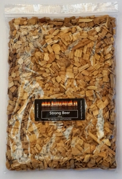 BBQ Wood Chips Exoten Sortiment mir Strong Beer  Whisky  Rotwein  Olive und Hickory