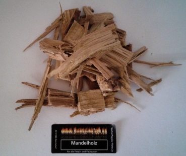 BBQ Wood Chips Mandel/almond
