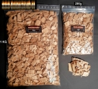 BBQ Wood Chips Eiche Oak