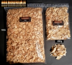 BBQ Wood Chips Esche / Ash-tree  Eschenholz Woodchips